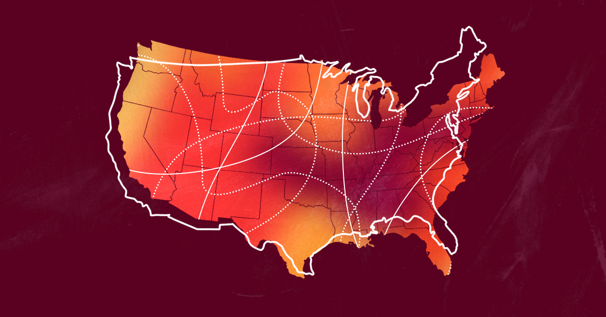 Broadcast TV news shows link Western heat wave and drought to climate change in 27% of segments