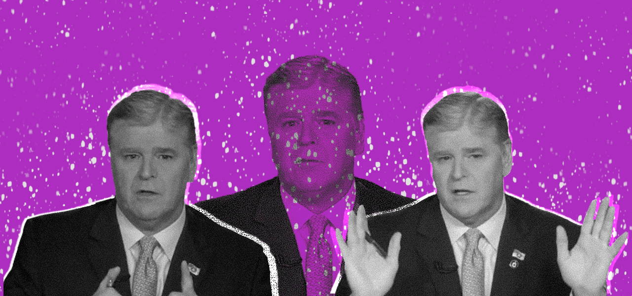 Journalists praised Sean Hannity's vaccination commentary. Then the right-wing backlash hit.