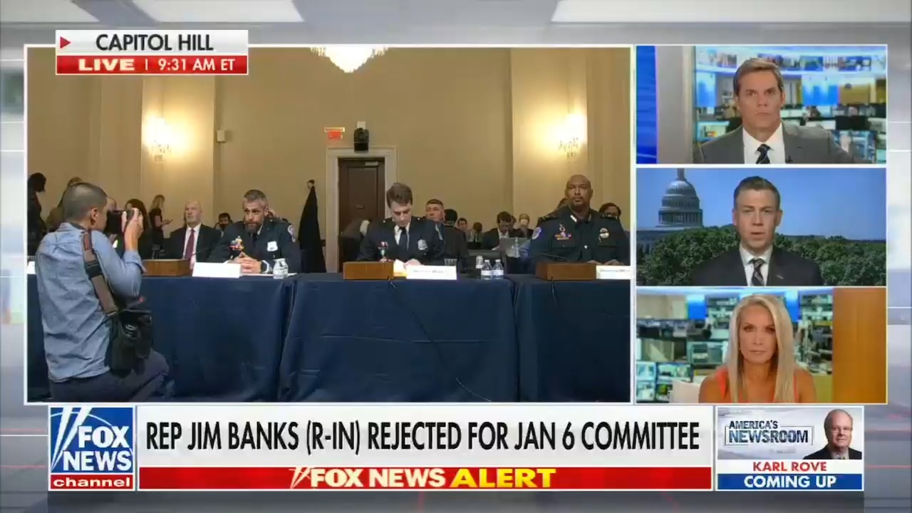 Fox News brings on Republican guest to falsely attack Speaker Nancy Pelosi before its January 6 committee coverage