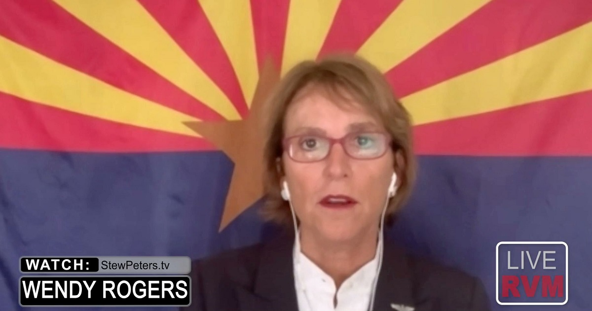 AZ state Sen. Wendy Rogers praises conspiracy theorist after he falsely claims COVID-19 doesn't exist and vaccines have killed over 55,000 people