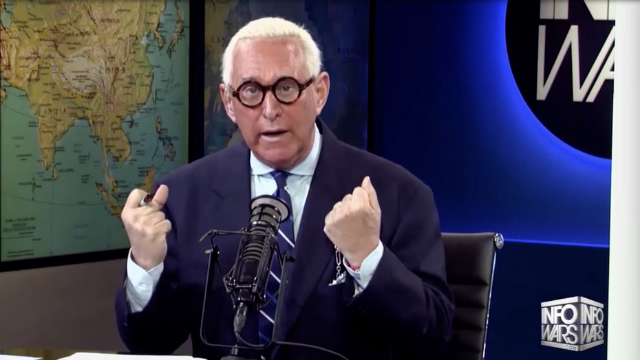 Trump commutes Roger Stone's sentence following concerted campaign by Fox News and Infowars