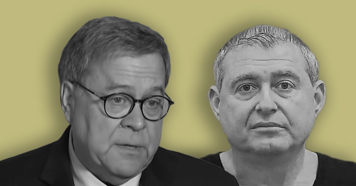 Giuliani associate Parnas told Ukrainian publication in July that his efforts also meant to benefit Attorney General Barr