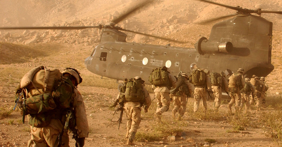 Mainstream media spins the U.S. withdrawal from Afghanistan to push for continued military occupation