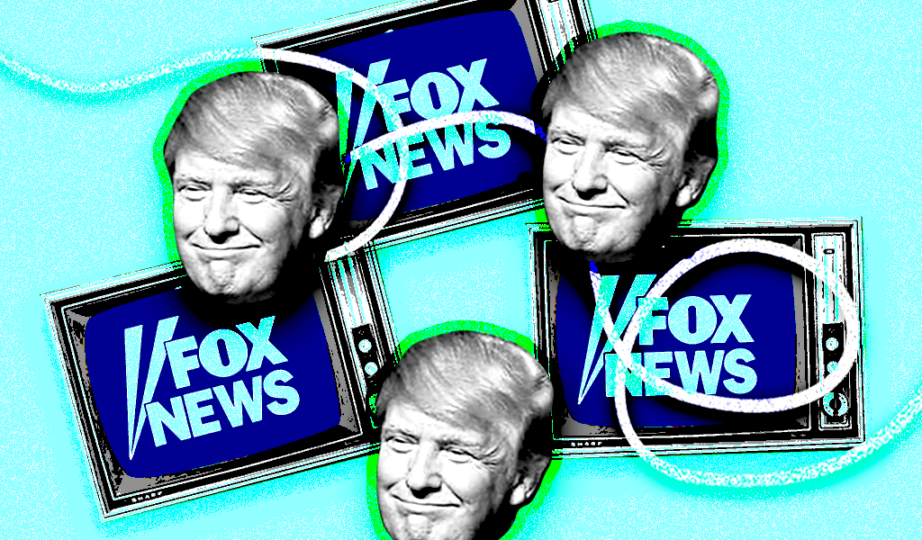 Trump used Facebook to amplify Fox News and its personalities. Of course the network wants him reinstated.