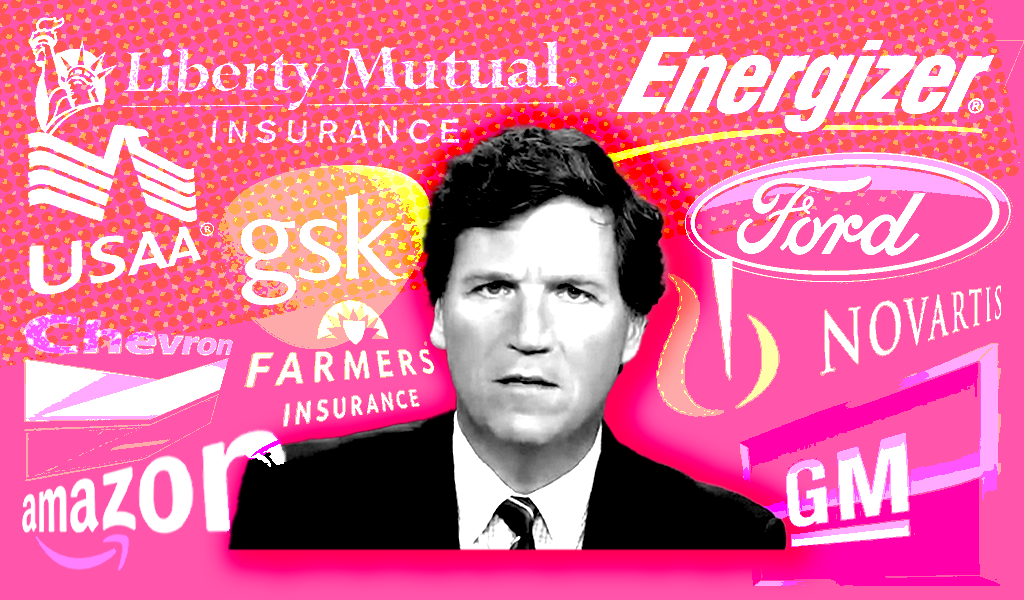 Every Fox News advertiser bears responsibility for Tucker Carlson's bigoted replacement theory rant