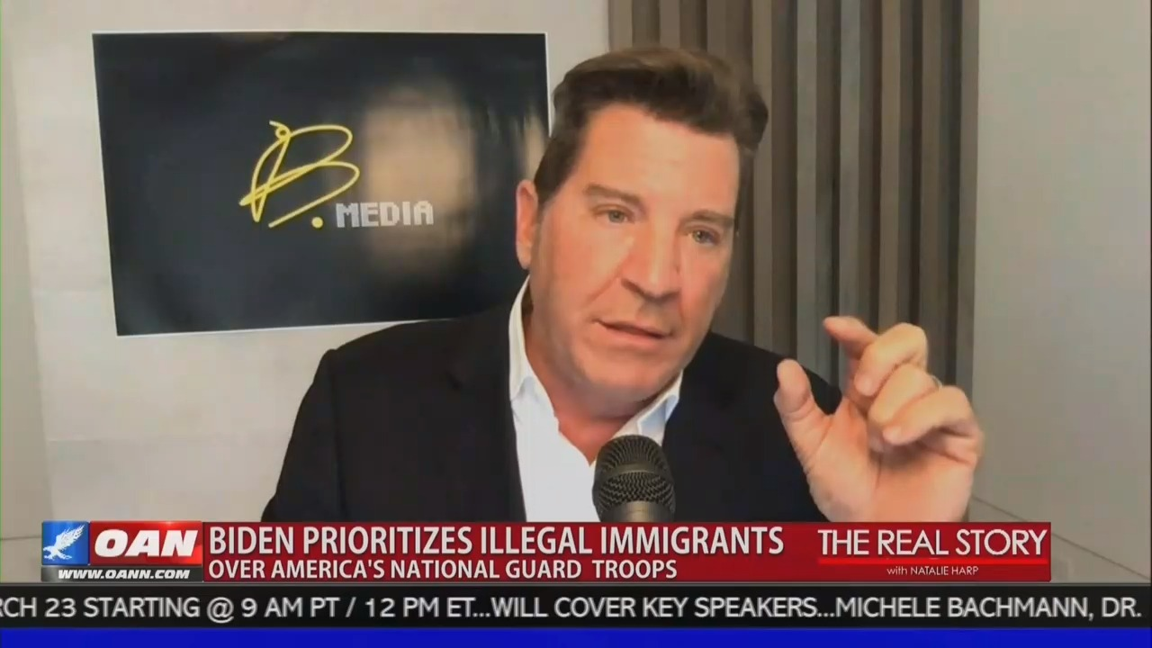 Eric Bolling becomes a regular on One America News