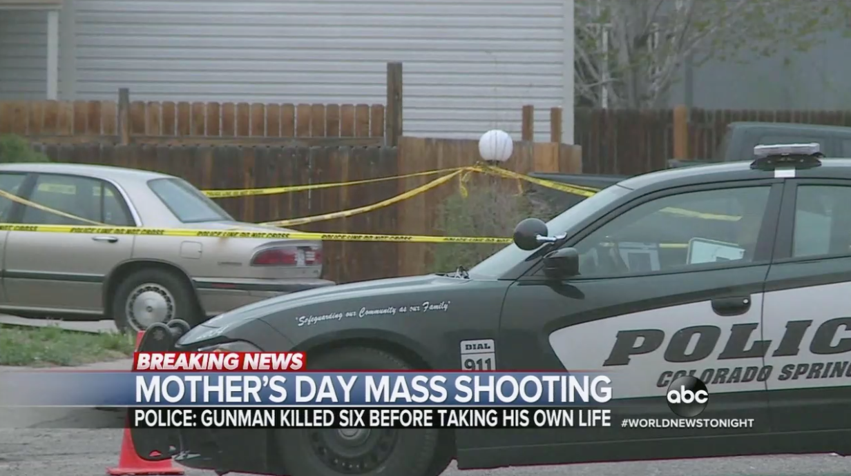 Few media outlets give context on domestic violence following Colorado mass shooting