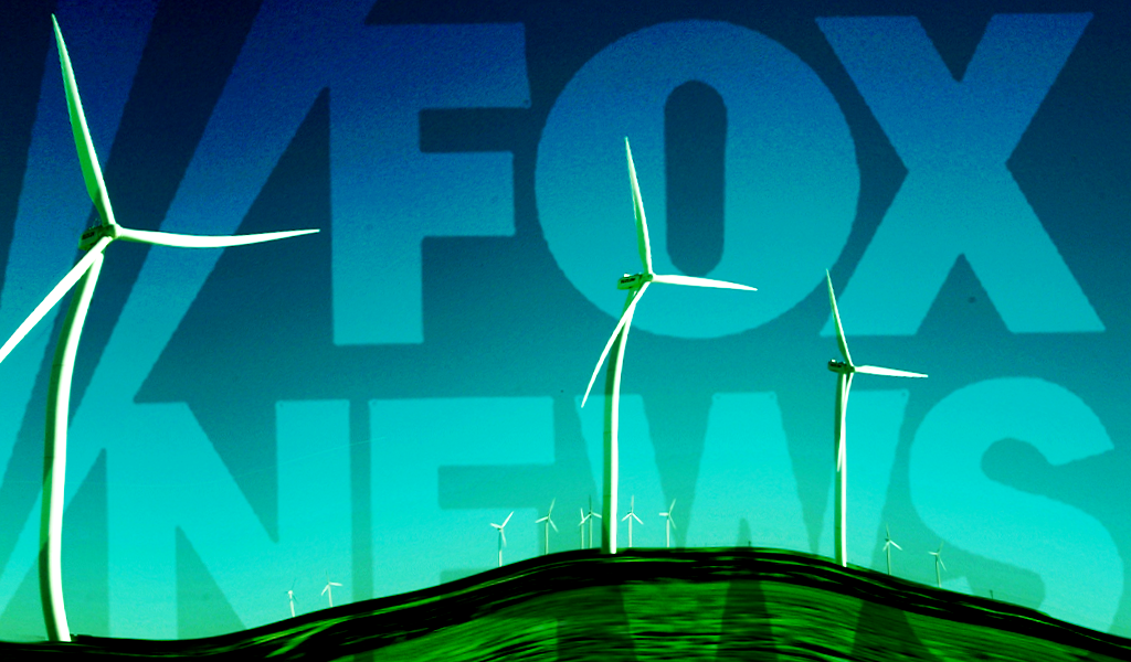 Tucker Carlson's latest Fox Nation documentary on wind energy rehashes the same debunked talking points