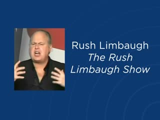 """Rush Limbaugh: """"Whenever you hear"""" the left attack white supremacy, """"what they're really talking about is the founding of the country and it's roots in Christianity"""""""