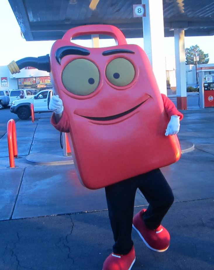 Reno Gas Prices >> Meet The Gas Can Man Fueling Right-Wing Energy Agenda