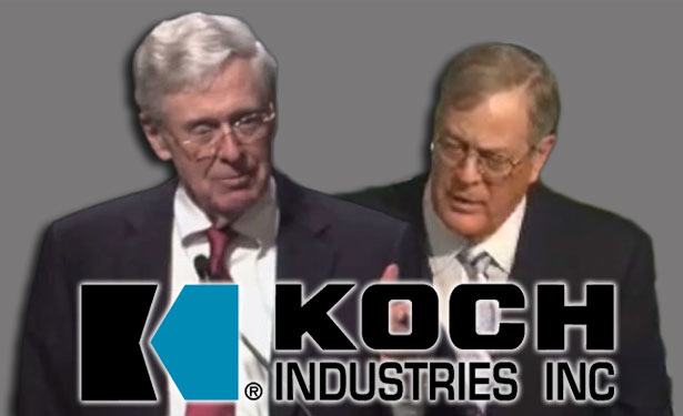 """""""Feds Turn From Landlords To Warlords"""": Koch Groups Back Rancher Making Violent Threats Against Federal Gov't"""