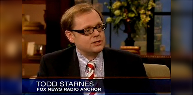 Image result for todd starnes