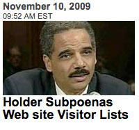 Fox nation Holder Subpoenas