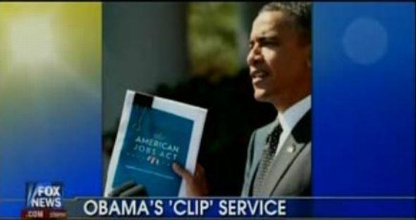 Obama Clip Service