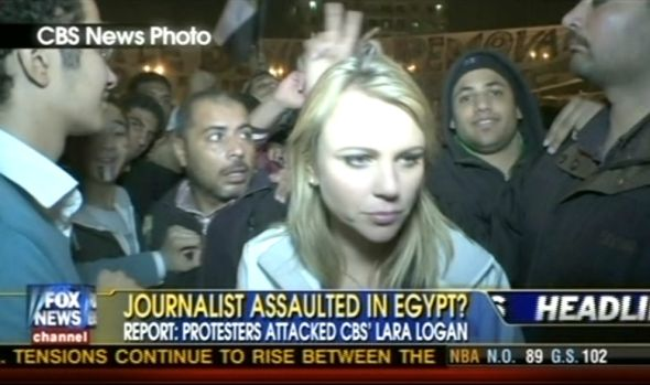 lara logan attacked in egypt. Attacked CBS#39; Lara Logan.quot;