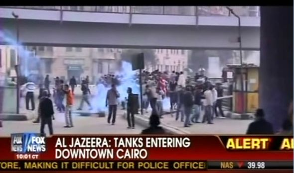 Fox News cites Al Jazeera