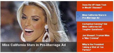 """Fox Nation portrayed opposition to marriage equality as being """"Pro-Marriage."""""""