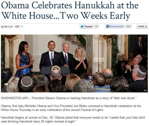 Fox Nation Hanukkah