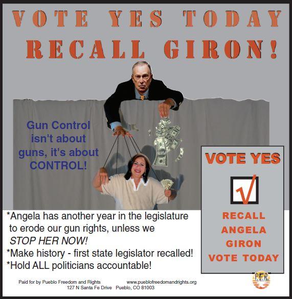 Colorado News: Colorado Newspaper Runs Pro-Gun Group's Anti-Semitic Ad