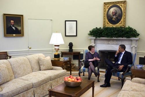 Kagan Obama