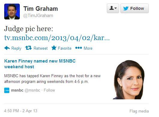 Graham tweet