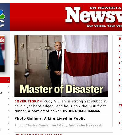 mitt romney newsweek cover. In its cover story, Newsweek