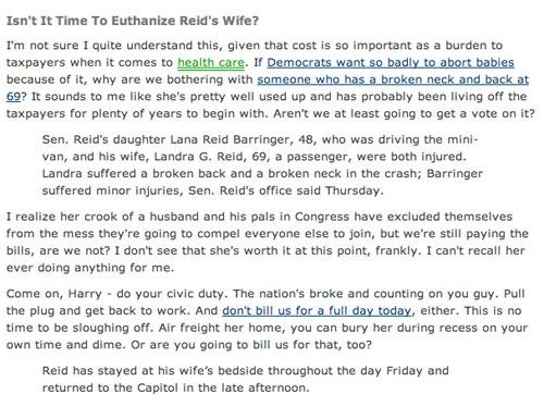 Dan Riehl's blog