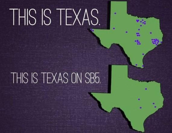 Texas SB5