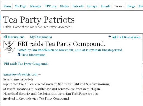 teaparty compound