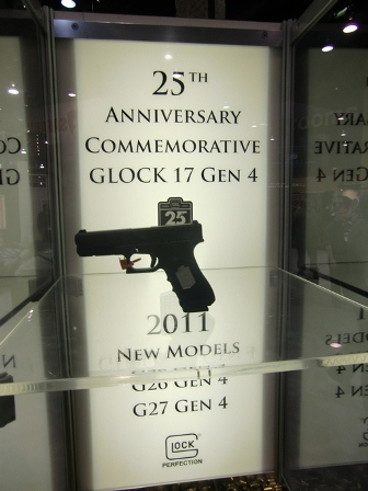 SHOT Show Glock Display