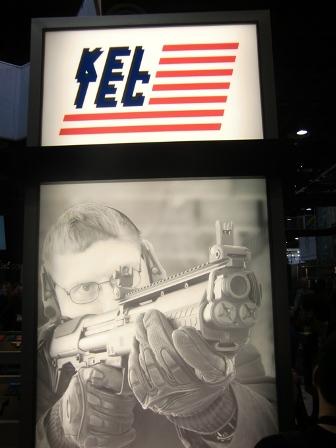 SHOT Show Kel Tec