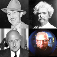 Disney, Twain, Demille, and Beck