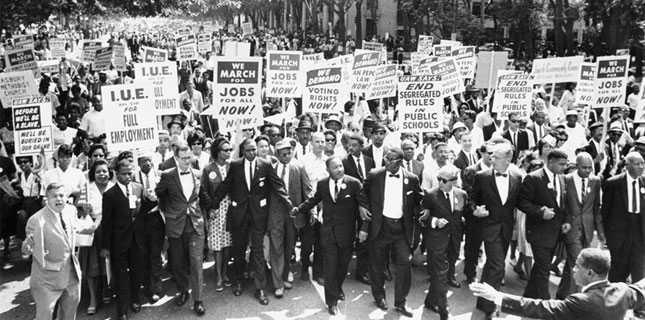MLK and the March on Washington