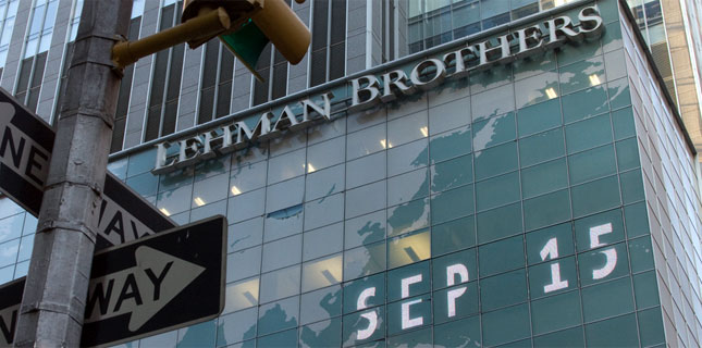 how media failed in the wake of lehman brothers collapse