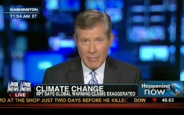 fox equates faux un climate report with the real thing