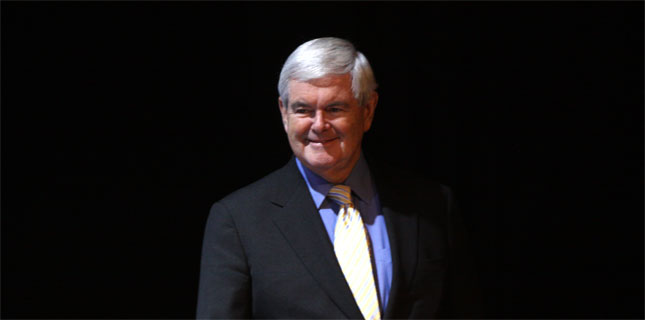 Eric Hananoki: Does Newt Gingrich's New Job Mean The End Of His CNN Employment?