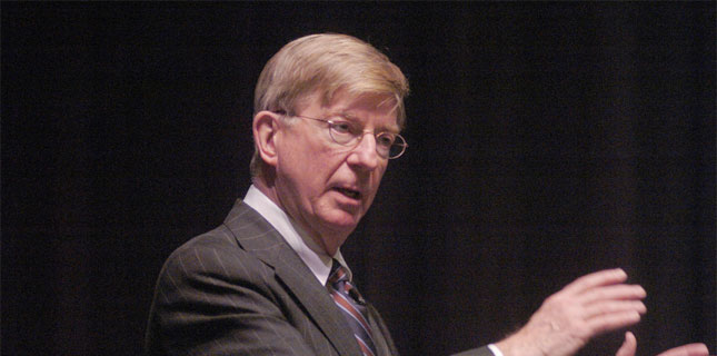misinformer of the year george will