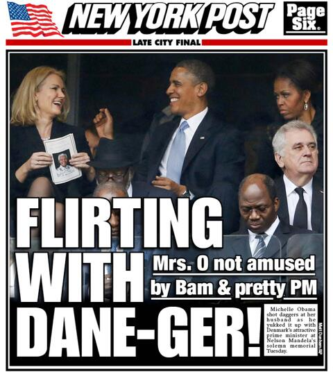 New York Post December 11 Cover