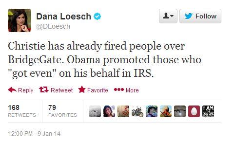 Dana Loesch tweet 1
