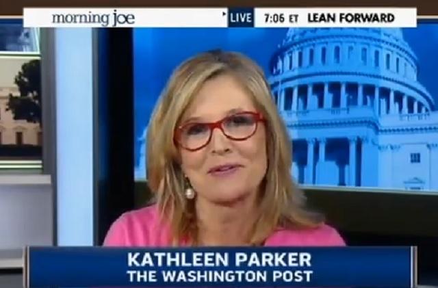 Wapo S Kathleen Parker Ignores Religious Protections
