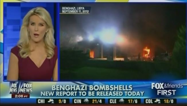 Unscathed by Report, Hillary Clinton Faces Emails as Final Benghazi Chapter