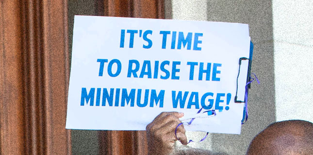 Time to raise the wage