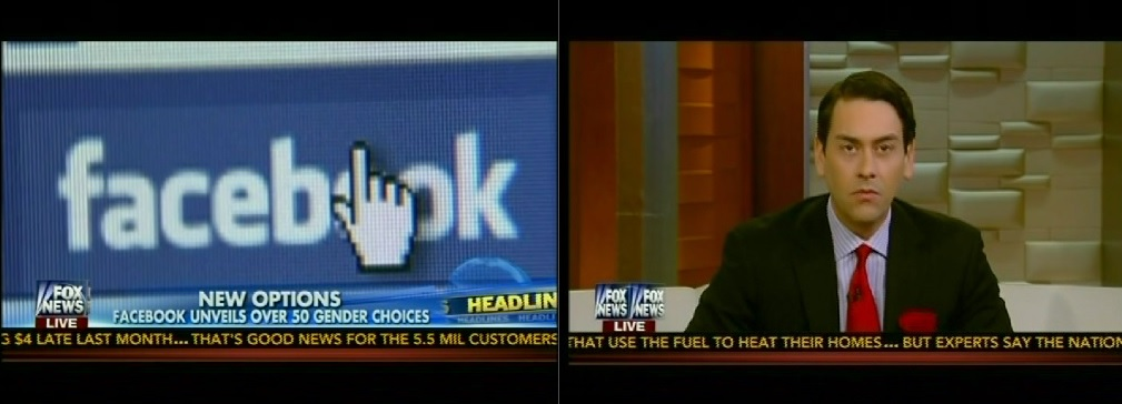 Fox News Isn't Comfortable With These New Facebook Gender