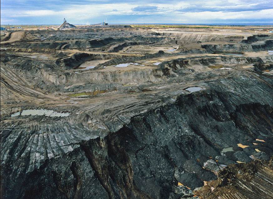 Alberta Tar Sands via Lou Gold @ Flickr Creative Commons