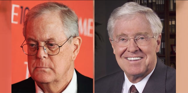Myths And Facts About The Koch Brothers | Media Matters for America