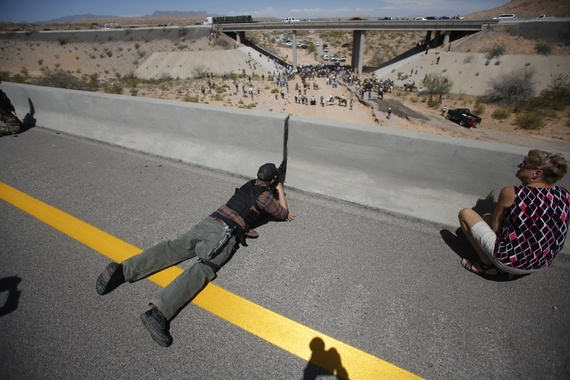 Bundy snipers