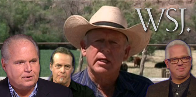 Cliven Bundy and friends