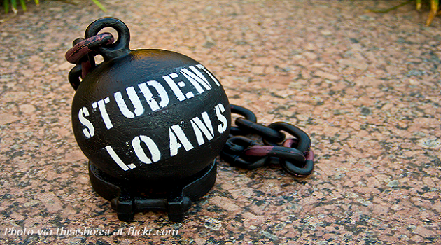 Research proposal student debt