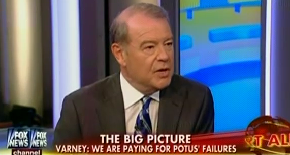 Fox Blames Obama For Gasoline Prices (Again)