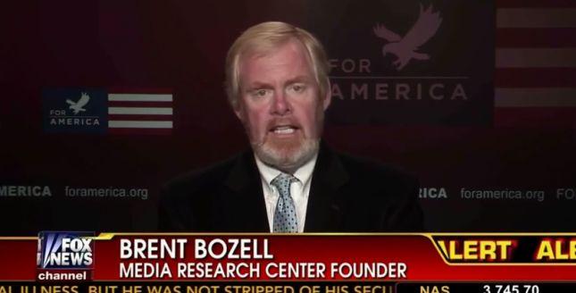 Brent Bozell